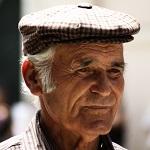 Old Sardinian Man