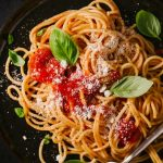 Spaghetti & Sauce