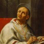 St. Peter Damian Portrait