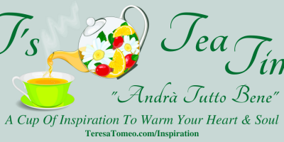 T's Tea Time graphic