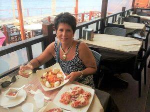 Lunch in Reggio Calabria
