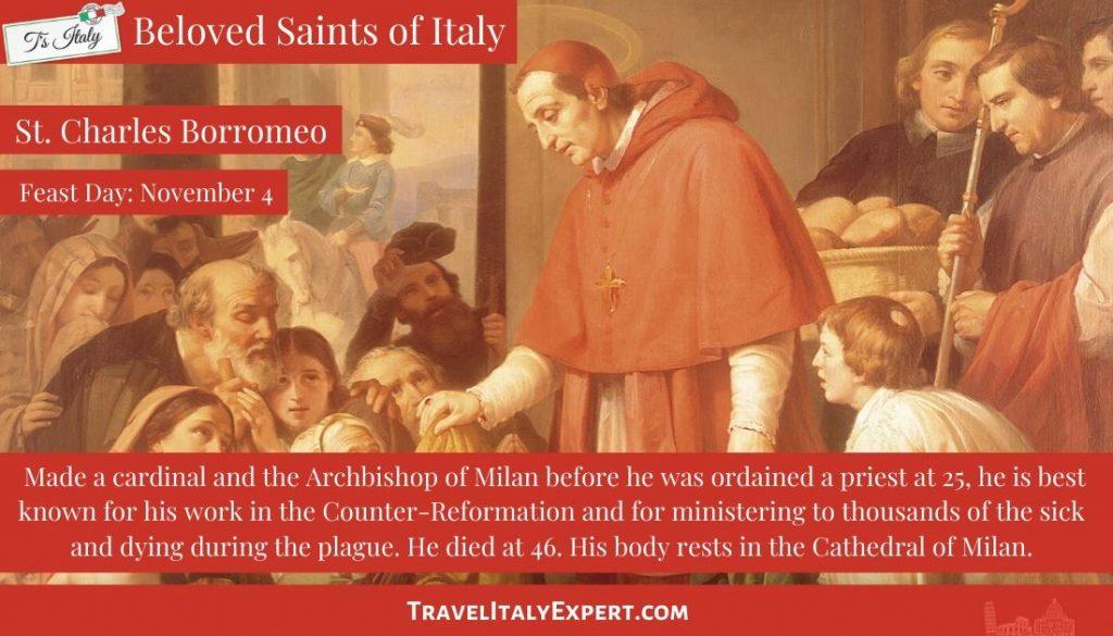 St. Charles Borromeo Fact