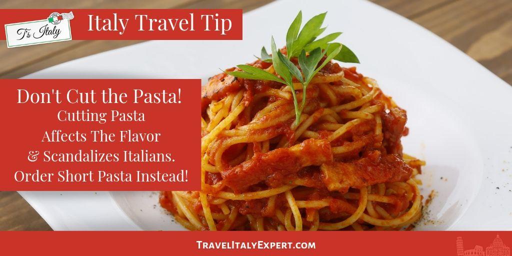 Pasta and sauce on white plate