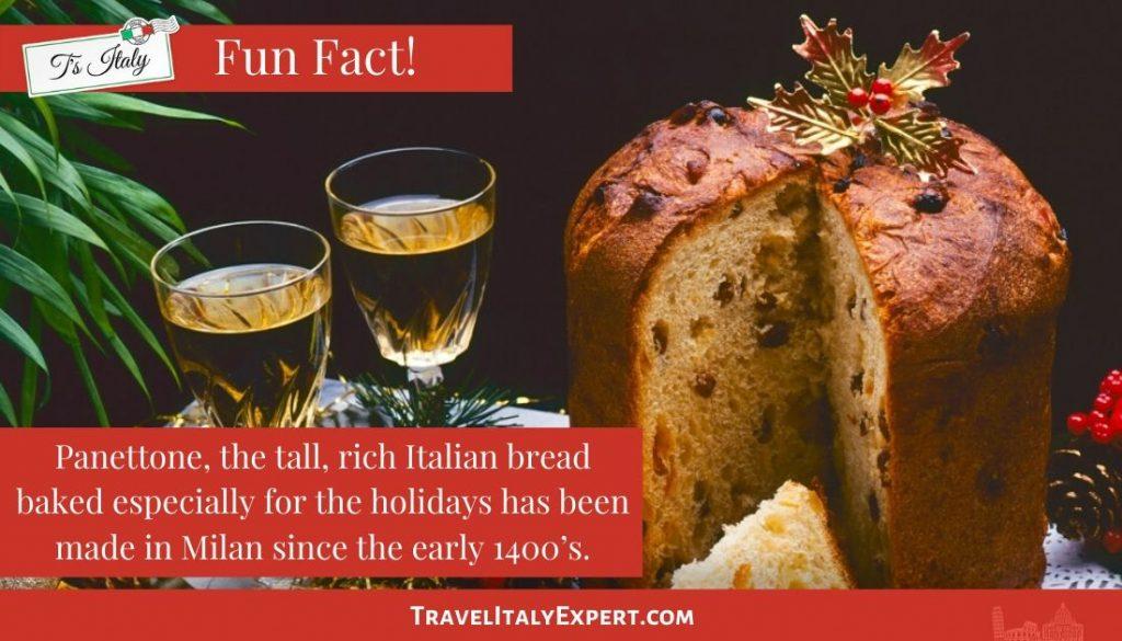 Fun Fact on Panettone