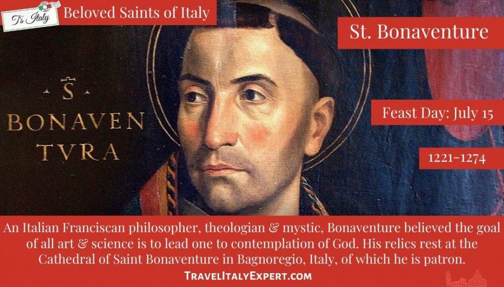 St. Bonaventure Facts