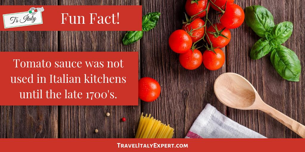Tomato Fun Fact