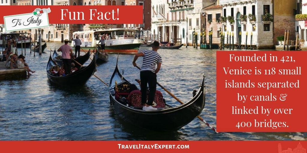 Venice Fun Fact