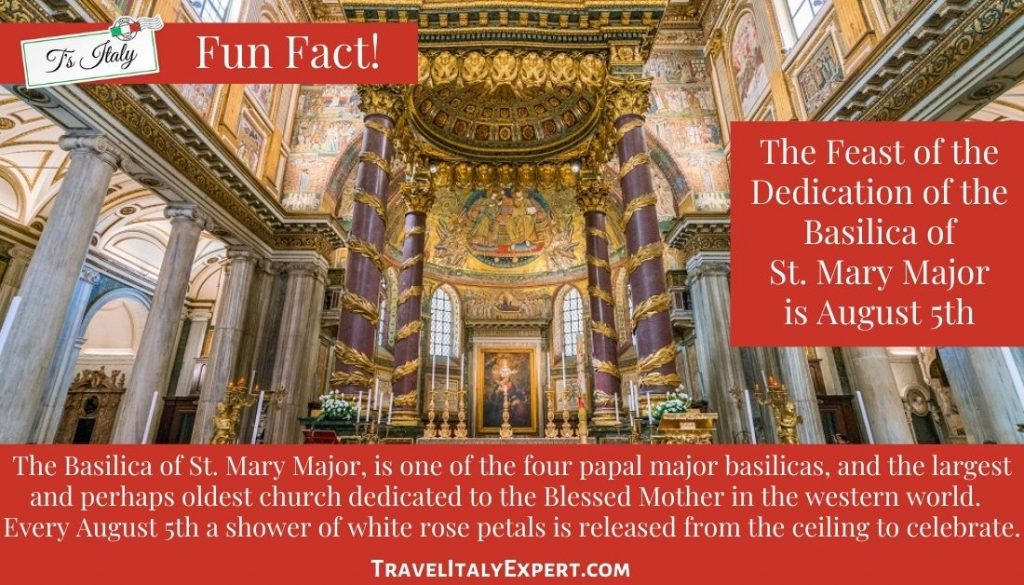 Picture of Basilica of St. Mary Major in Rome