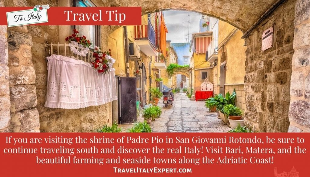 Travel Tip on Adriatic